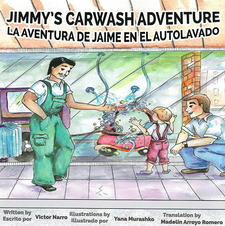 Jimmy's Carwash Adventure