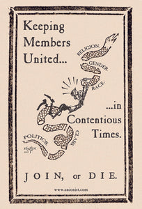 Keeping Members United - Poster