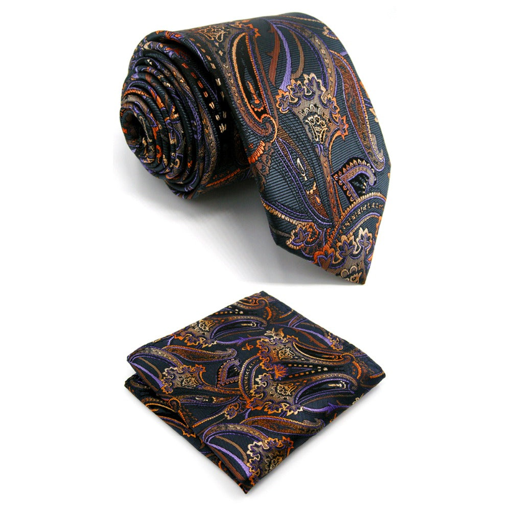 Men's Silk Neck Tie