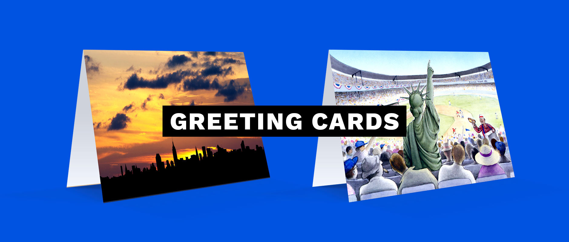 Greeting Cards Easy Street