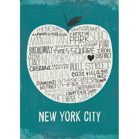 Big Apple NYC - Playing Cards