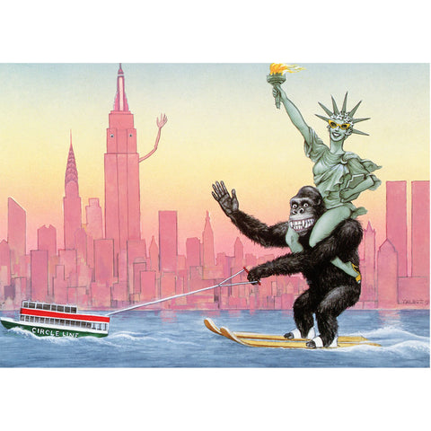 Liberty Waterskiing