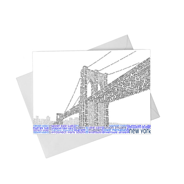 Bridge Word Art