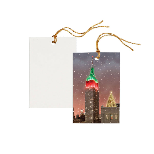 City Lights - Gift Tag