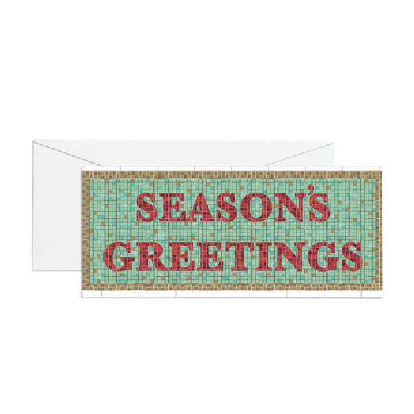 Season's Greetings - Money Holder