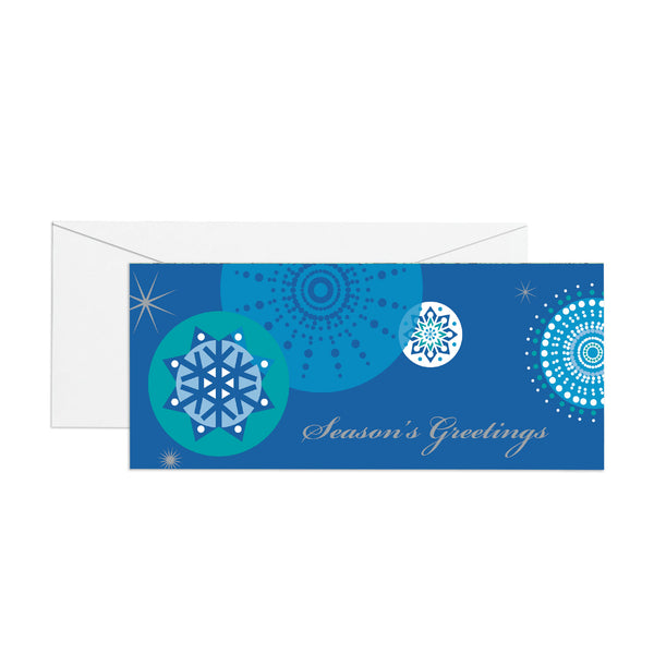 Seasons Greetings - Money Holder