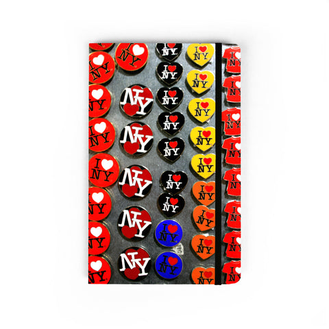 Magnets In Color - Large Notebook