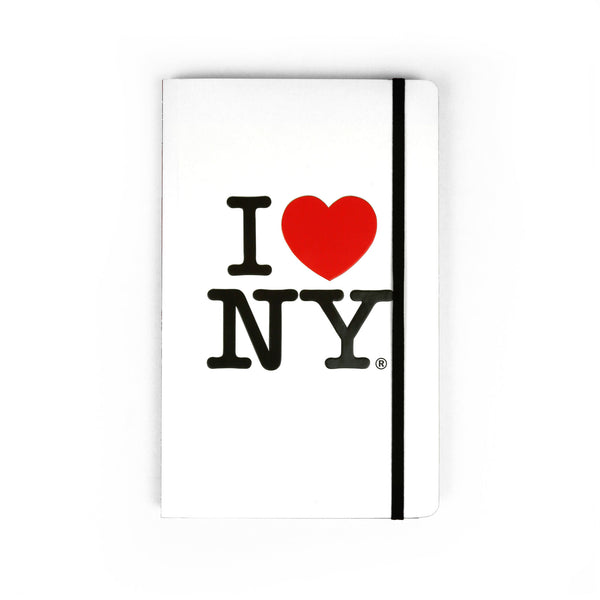 I Love NY - Large Notebook