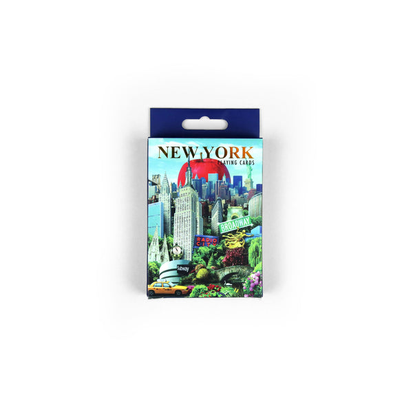 NYC Collage - Playing Cards