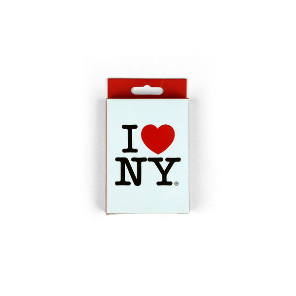 I Love NY - Playing Cards