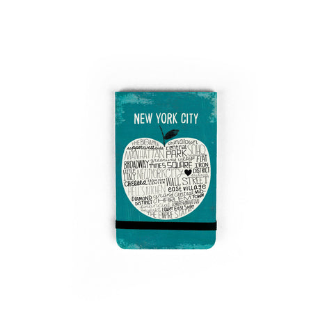Big Apple NYC - Pocket Journal