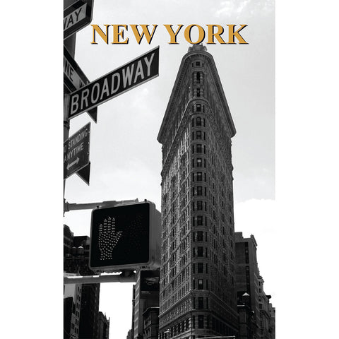 Flatiron And Broadway - Pocket Journal
