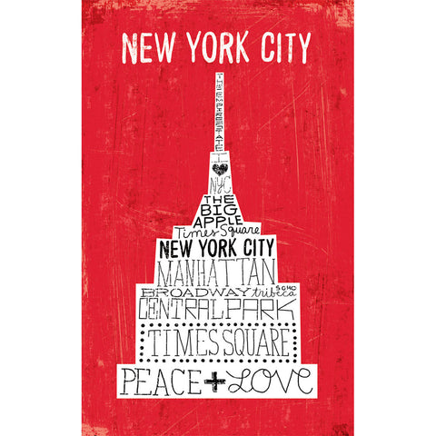 Iconic Empire State Building - Pocket Journal