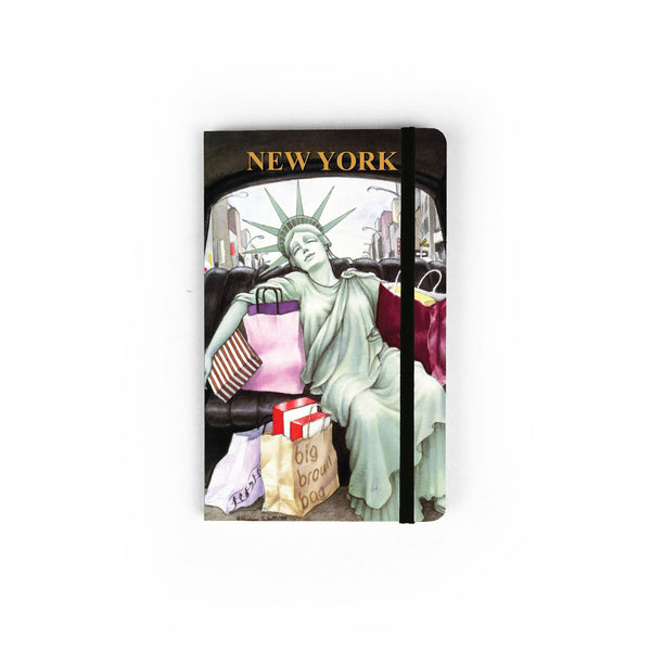 Liberty Taxi - Small Notebook