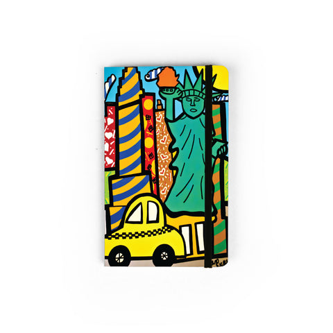 Liberty Pop Art - Small Notebook