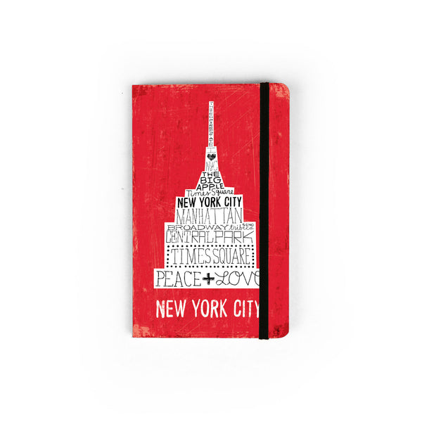 Iconic Empire State Building - Small Notebook