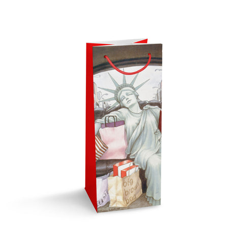 Liberty Taxi - Wine Bag