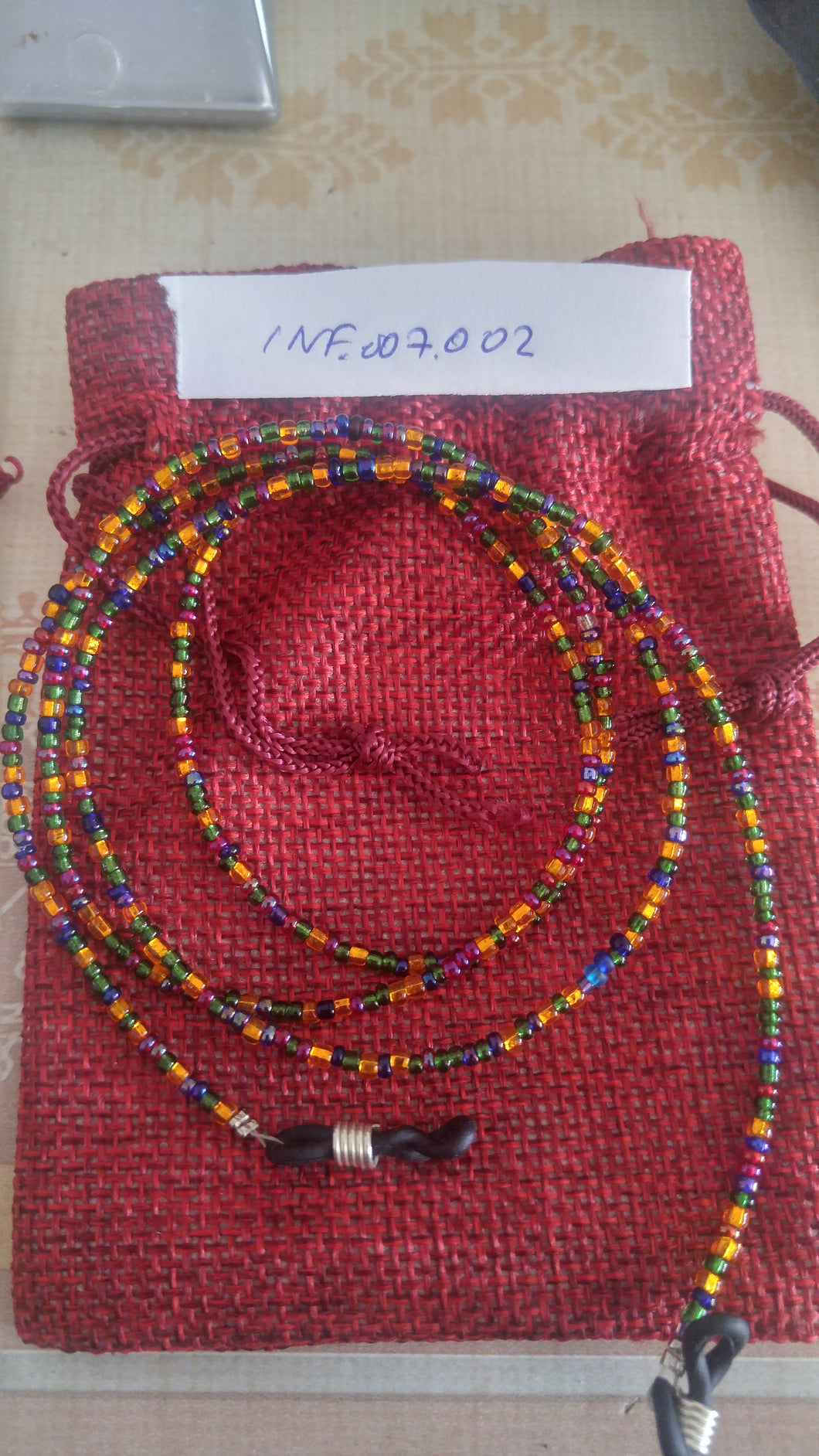 Glasses Cord - Multicolor