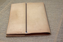 Personalized Leather Notebook Cover