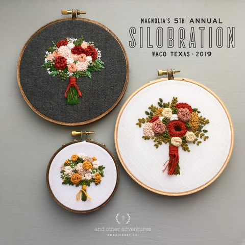 Magnolia's 5th Annual Silobration - I'm heading back to Waco!