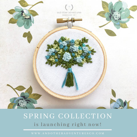 The Spring Collection is HERE!