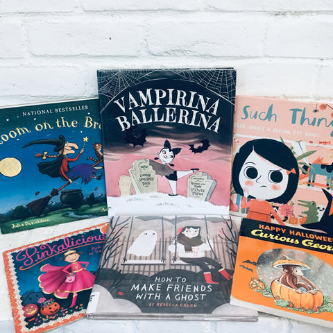 Our favorite Halloween books