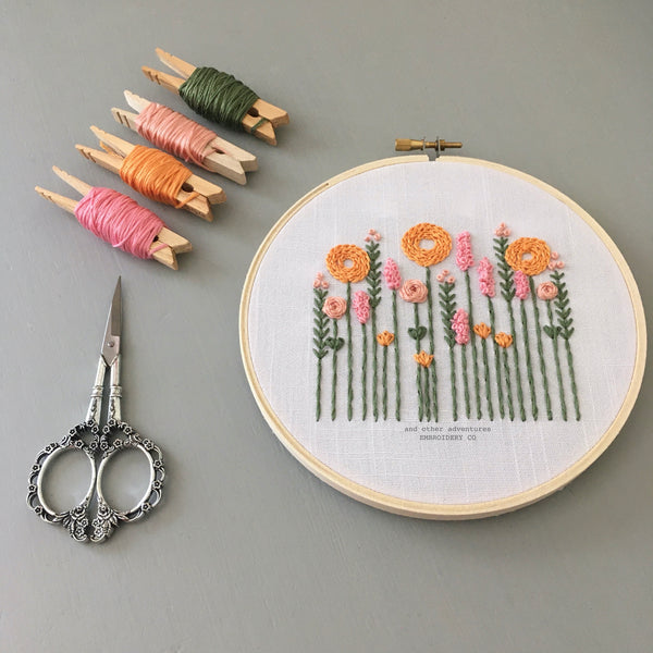 Happy National Embroidery Day - And Other Adventures Embroidery Co