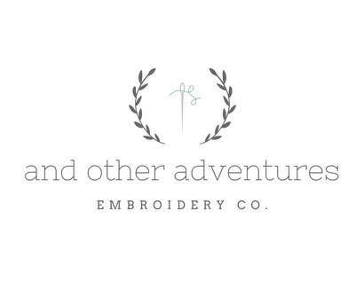 And Other Adventures Embroidery Co