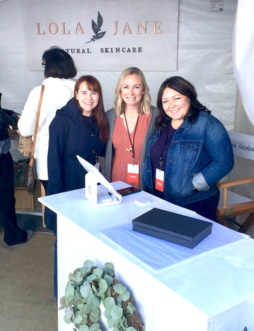 Lola Jane Naturals at Spring at the Silos 2019