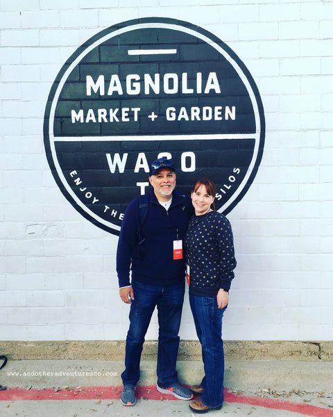And Other Adventures Embroidery Co at Magnolia's Spring at the Silos 2019
