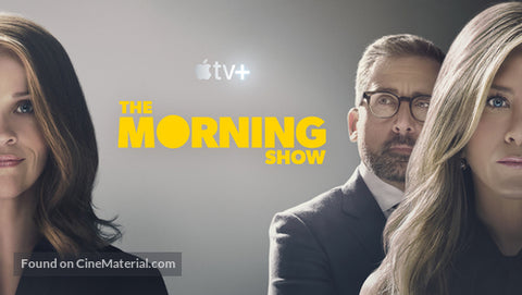 The Morning Show on AppleTV