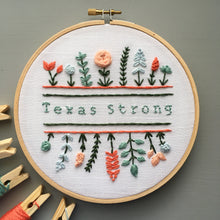 Texas Strong - Digital Pattern