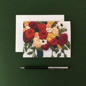 The Antonia Greeting Card