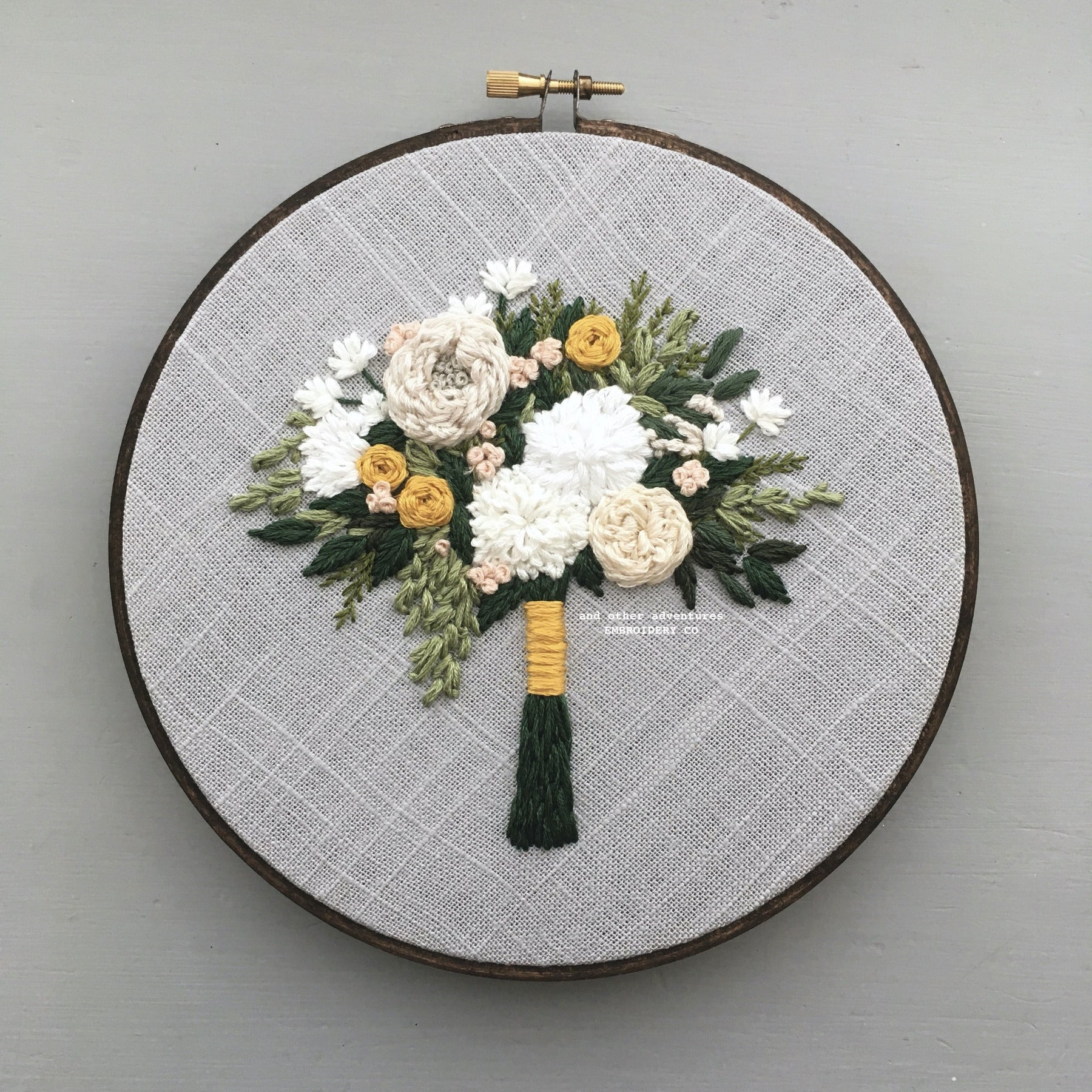 "7"" Original Hoop Art 