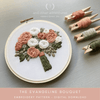The Evangeline Bouquet Hand Embroidery Pattern Digital Download | And Other Adventures Embroidery Co