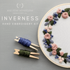 Inverness - Beginner Hand Embroidery Kit by And Other Adventures Embroidery Co