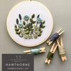 HAWTHORNE Beginner Hand Embroidery Kit | And Other Adventures Embroidery Co