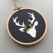 Embroidered Deer