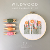 Wildwood - Beginner Hand Embroidery Kit by And Other Adventures Embroidery Co