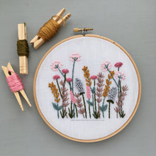 Spring Meadow hand embroidery pattern by And Other Adventures Embroidery Co