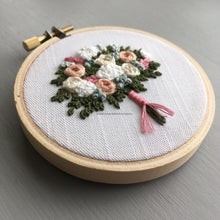 Farmers Market Embroidered Bouquet No. 32