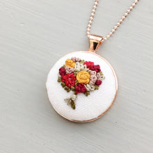 Fall Florals Necklace