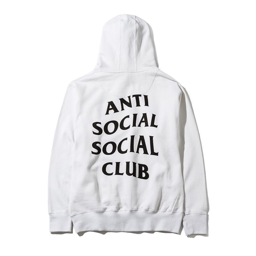 Men's Clothing DS Auth 19 Anti Social Social Club x line