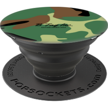 Load image into Gallery viewer, B Tag Inc Classic PopSocket (Camo Edition)