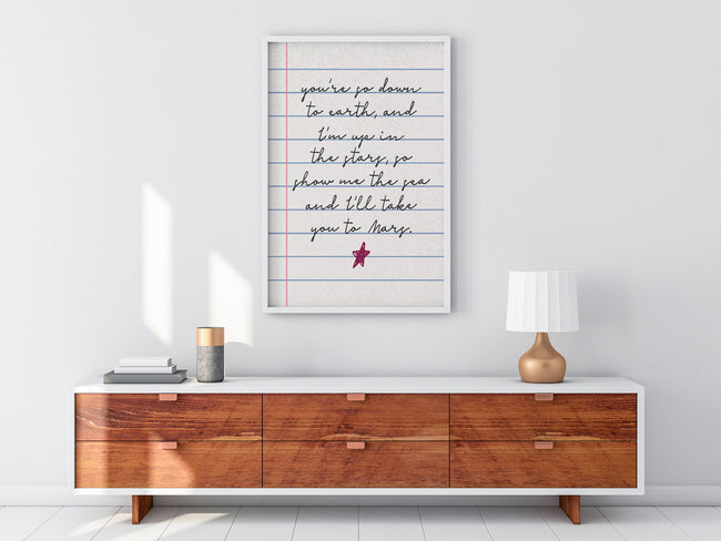 Nursery Poem|Nursery Prints|Nursery Poster|Extra Large Wall Art|Wedding Poem Poster|Master Bedroom Poster|Master Bedroom Decor|Nursery Decor