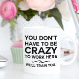 Office Mug For The Office
