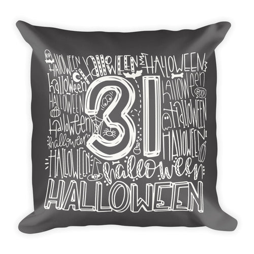 Cute Halloween Pillow