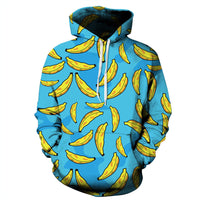 Banana Hooded Sweatshirt