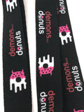 Demons and Donuts Pin Lanyard (Choose Color)