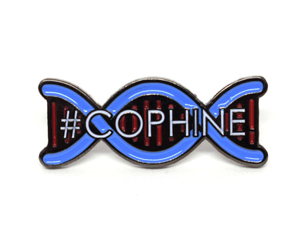 Ship It Cophine DNA Pin